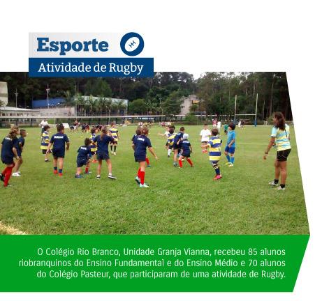 Atividade de Rugby