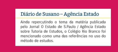 Diário de Susano – Agência Estado