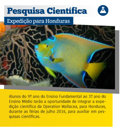Colégio Rio Branco integra expedição científica para alunos em Honduras