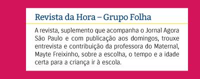 Revista da Hora SP – Grupo Folha