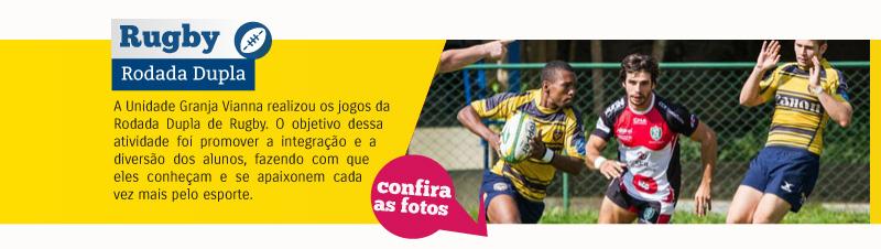 Rugby - Rodada Dupla