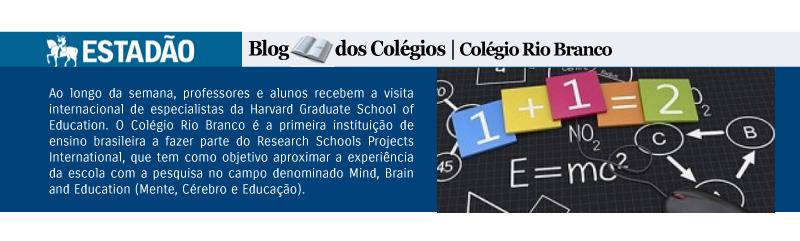 Blog do Colégio