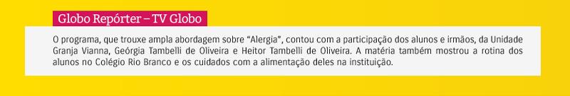 Globo Repórter - TV Globo