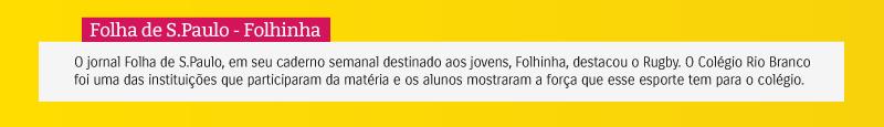 Folha de S.Paulo - Folhinha