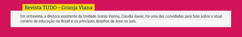 Revista TUDO – Granja Viana
