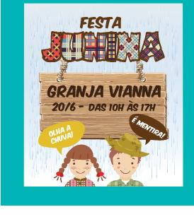 Festa Junina - Granja Vianna