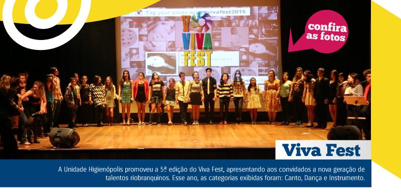 V Viva Fest da Unidade Higienópolis