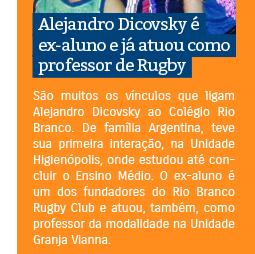 Um Riobranquino de sangue argentino, mas com o coração brasileiro