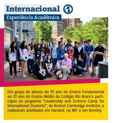 Estudantes participam de pré-intercâmbio internacional