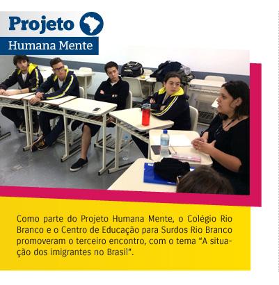 Projeto Humana Mente