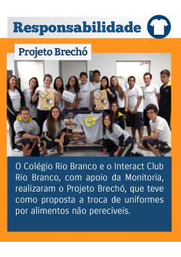 Responsabilidade - Projeto Brechó