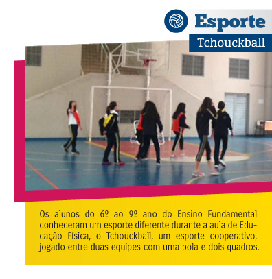Esporte - Tchouckball