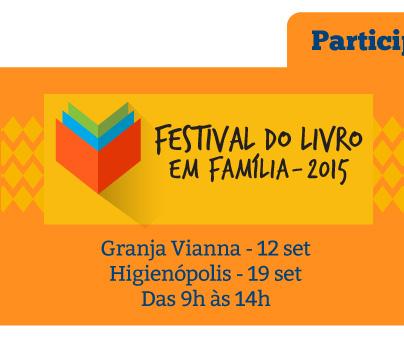 Festival do Livro em Família 2015