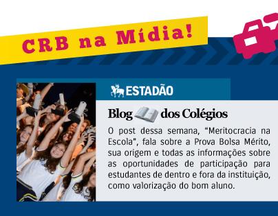 Blog do Colégio Rio Branco - O Estadão