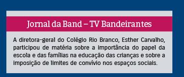 Jornal da Band – TV Bandeirantes