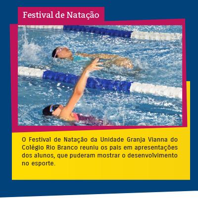 Festival de Natação
