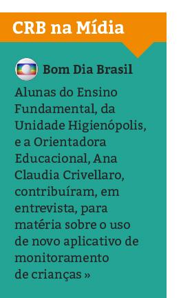 CRB na Mídia - Bom dia Brasil