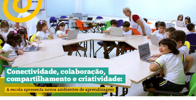 Novos ambientes de aprendizagem: tecnologia para a educação