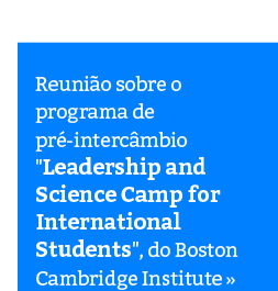 Leadership and Science Camp for International Students