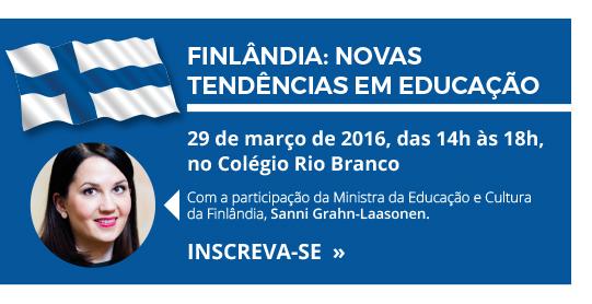 FINLÂNDIA: Novas Tendências em Educação