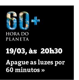 Hora do Planeta - 19 de março