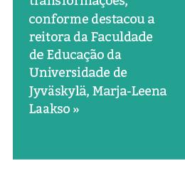 Construção e reforma do currículo