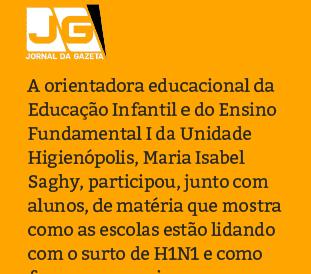 Jornal da Gazeta