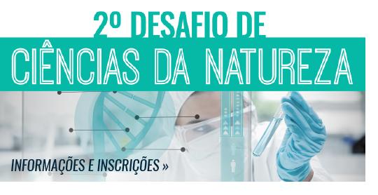 2º Desafio de Ciências da Natureza