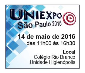 Uniexpo São Paulo 2016