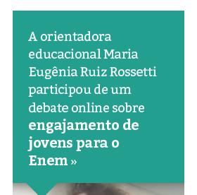 CRB participa de debate online sobre engajamento de jovens para o Enem