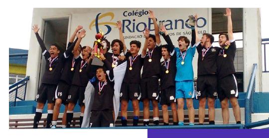 Torneio Intercolegial Rio Branco