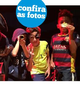 Programa Férias no Rio Branco