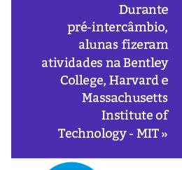 Programa de pré-intercâmbio nos EUA estimula liderança, empreendedorismo e inovação
