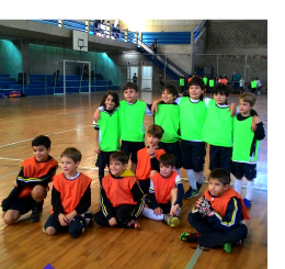 Viradinha Esportiva: solidariedade e Futsal