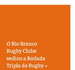 Rodada Tripla de Rugby
