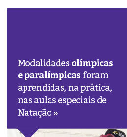 Modalidades olímpicas e paralímpicas