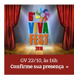 6ª EDIÇÃO DO VIVA FEST!