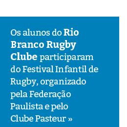 Festival Infantil de Rugby