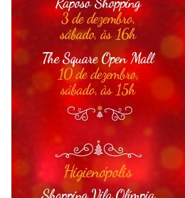 Coral Rio Branco deixa o Natal mais especial