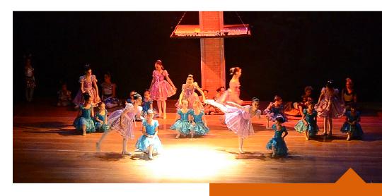 XVII Festival de Dança do Colégio Rio Branco