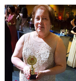 Coordenadora conquista prêmio da Rede de Escritoras Brasileiras