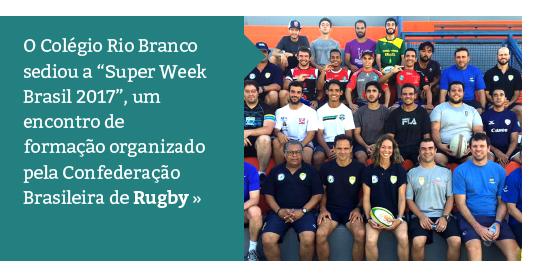 Rugby: Super Week Brasil 2017