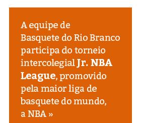 Rio Branco participa do torneio Jr. NBA League