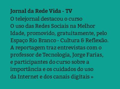 Jornal da Rede Vida TV