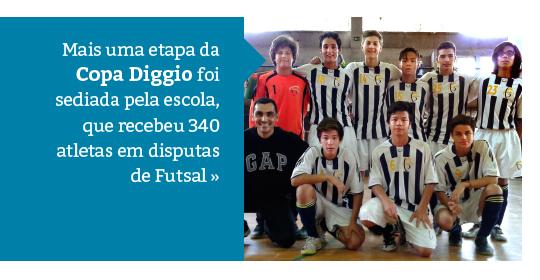 Rio Branco sedia rodada da Copa Diggio