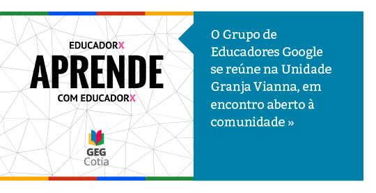 Inovação e Colaboração: Grupo de Educadores Google se reúne no Rio Branco em encontro aberto à comunidade