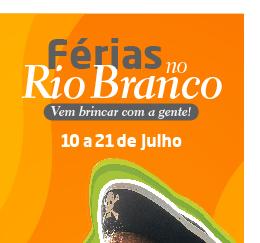 Férias no Rio Branco