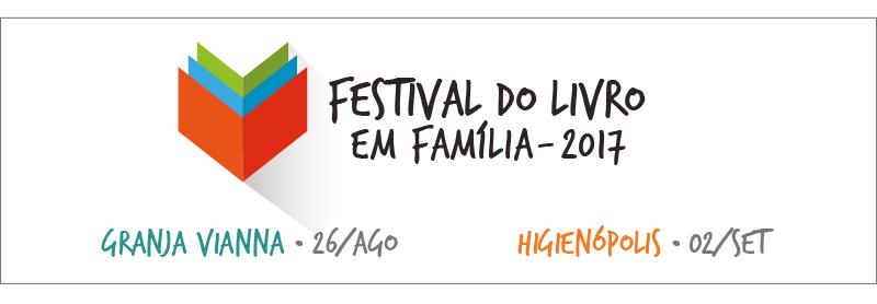 Festival do Livro em Família 2017