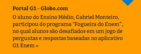 Portal G1 - Globo.com