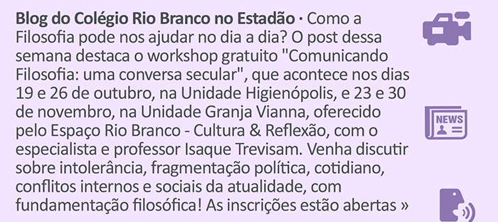 Blog do CRB no Estadão
